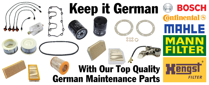German Maintenance Parts