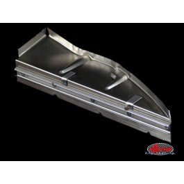 Engine bay side tray, right - Typ 1 67>74