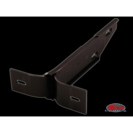 Bumper bracket, front, left - Typ 2, 8/58>67