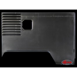 Side panel, short, right (LHD) - Typ 2, 63 only