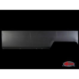 Single cab long side panel, left (LHD) - Typ 2, 63>66