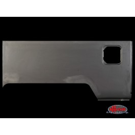 Single cab short side panel, right (LHD) - Typ 2, 52>62