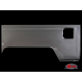 Single cab short side panel, right (LHD) - Typ 2, 63>66