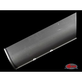 Rocker (Sill), rear side panel, double cab, left - Typ 2, 58>70