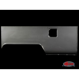 Rear side panel, double cab, right - Typ 2, 63-66