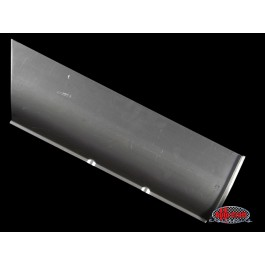 Rocker (Sill), rear side panel, double cab, right - Typ 2, 58>70
